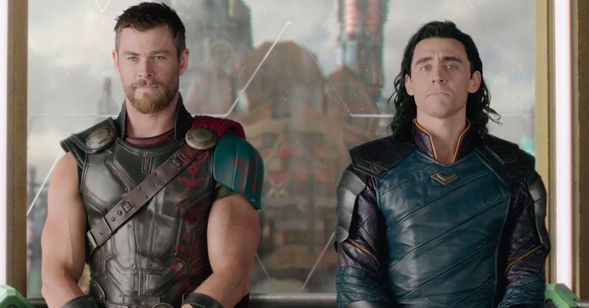 'Loki' Cut A Scene Featuring An Angry Chris Hemsworth