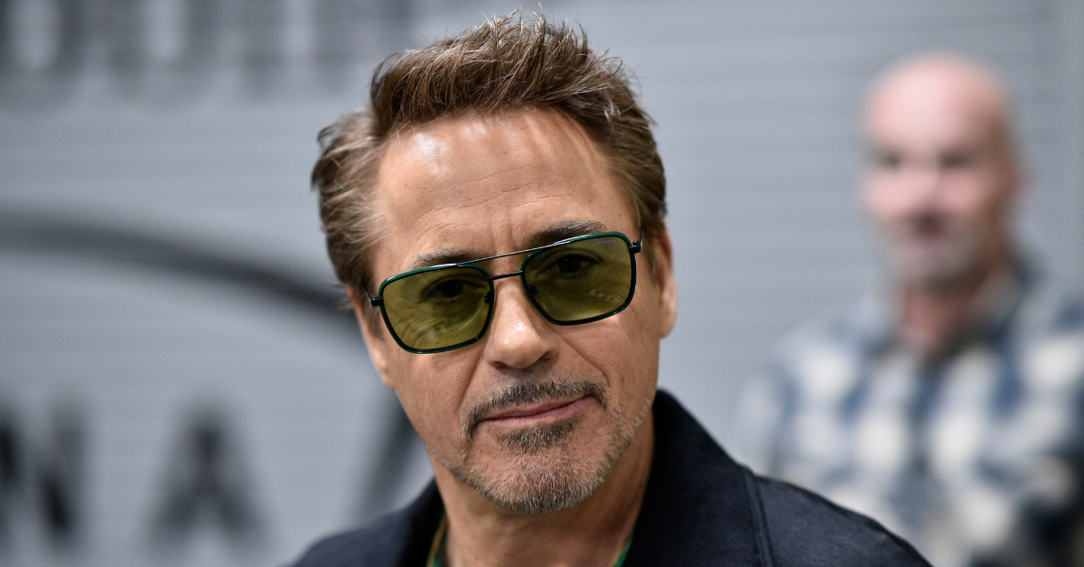 Here's What Helped Robert Downey Jr. Battle His Addiction