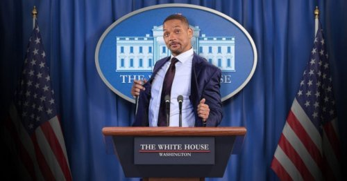 Fans Say They Don't Want Another 'Celebrity In Chief' As Will Smith Ponders Presidency
