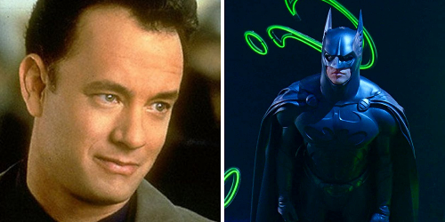 How Close Was Tom Hanks To Playing Batman?