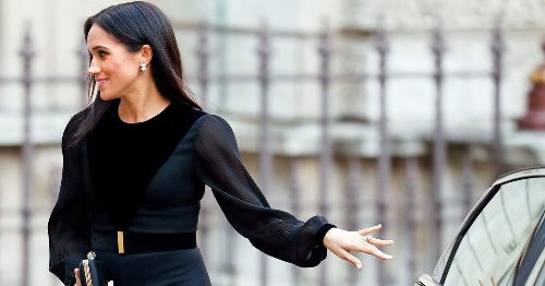 10 Times Meghan Markle Broke Royal Protocol | TheThings