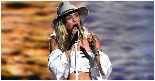 Which Song Still Makes Miley Cyrus So Emotional She Cries?