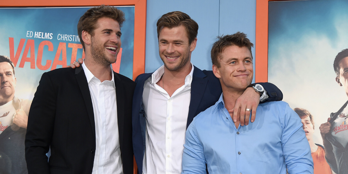 Who Is Liam And Chris Hemsworth's Older Brother, Luke?