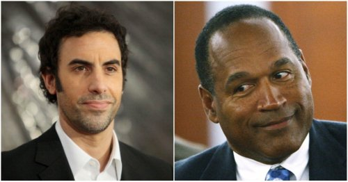 How Sacha Baron Cohen Tried To Get O.J. Simpson To Confess