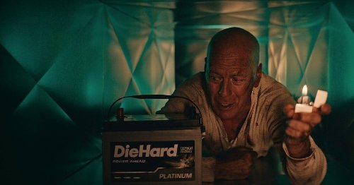 Is Bruce Willis Working On Another 'Die Hard' Movie?