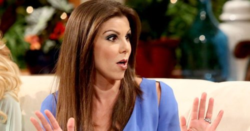 Heather Dubrow Said She Isn't Hired As An Actress Anymore, Here's Why