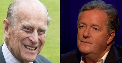 Fans React To Piers Morgan's Tribute To The Late Prince Phillip