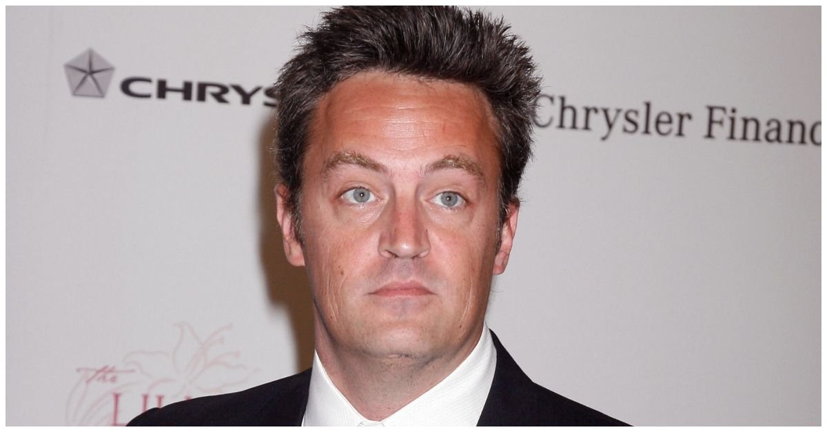 Matthew Perry Was Extremely Uncomfortable During This Interview