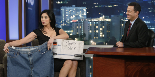 Here's Why It Took Jimmy Kimmel 'Some Time' To Befriend His Ex Sarah Silverman After Their Split
