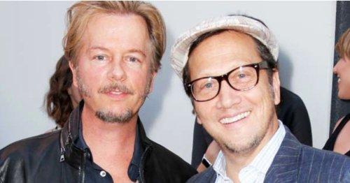 David Spade And Rob Schneider Host Unique Drive-In Comedy Show