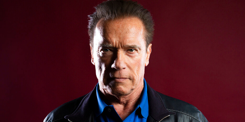 Arnold Schwarzenegger Gets Voted To Protect Humans From Aliens