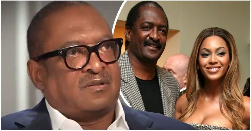What Sort Of Relationship Does Beyonce Have With Her Dad, Matthew Knowles?