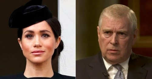 Meghan Markle Fans Wonder Why The Same Scrutiny Isn't On Prince Andrew