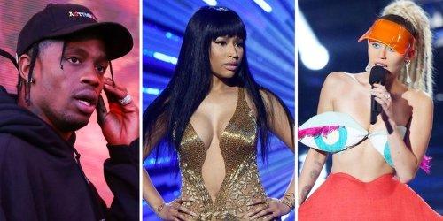 Nicki Minaj's Craziest Celebrity Feuds