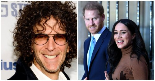 What Howard Stern Really Thought About The Royal Interview With Oprah