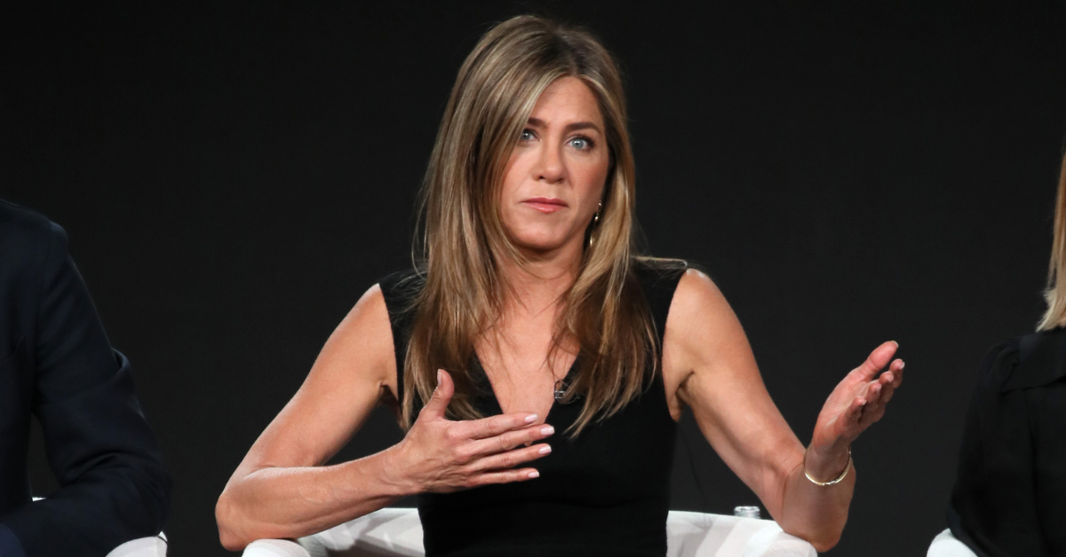 """Jennifer Aniston Turned This Down Because It Was A """"Boys Club"""""""