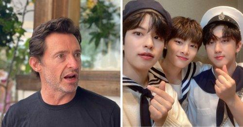 K-Pop Fans Attack Hugh Jackman For Unfollowing 'Stray Kids' On Instagram