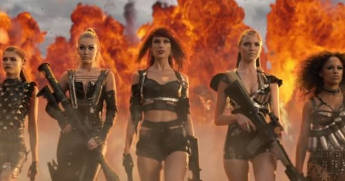 'Bad Blood': Is Taylor Swift Still Friends With All The Ladies From The Music Video?