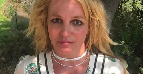 Britney Spears Fans Think She Looks Like She's 'Been Crying' In Latest IG Video