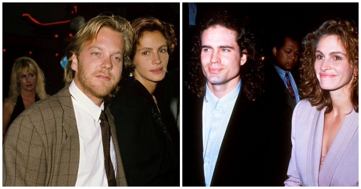 The Story Behind Julia Roberts, Kiefer Sutherland And Jason Patric's Love Triangle