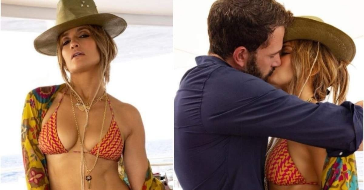 Jennifer Lopez Criticized For Spending Birthday With Ben Affleck And Not Her Kids