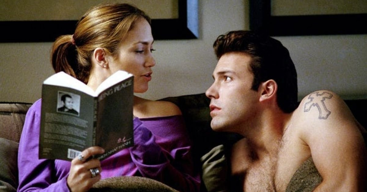 JLo Accused Of Making Ben Affleck Wear Shirt On Vacay Because Of 'Awful' Tattoo