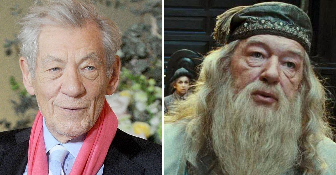 The Real Reason Why Ian McKellen Declined Playing Dumbledore In The 'Harry Potter' Franchise