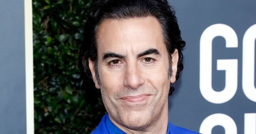 Here's Why Sacha Baron Cohen Dropped Out Of 'Bohemian Rhapsody'