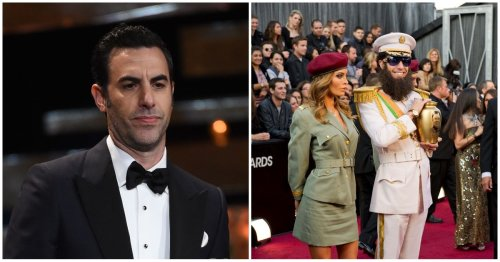 The Truth About Sacha Baron Cohen's 'Oscars Ban'