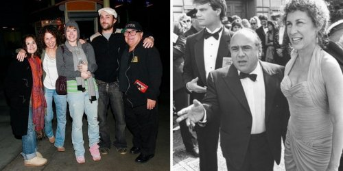 This Is What Danny DeVito's Daughter, Lucy Looks Like Now