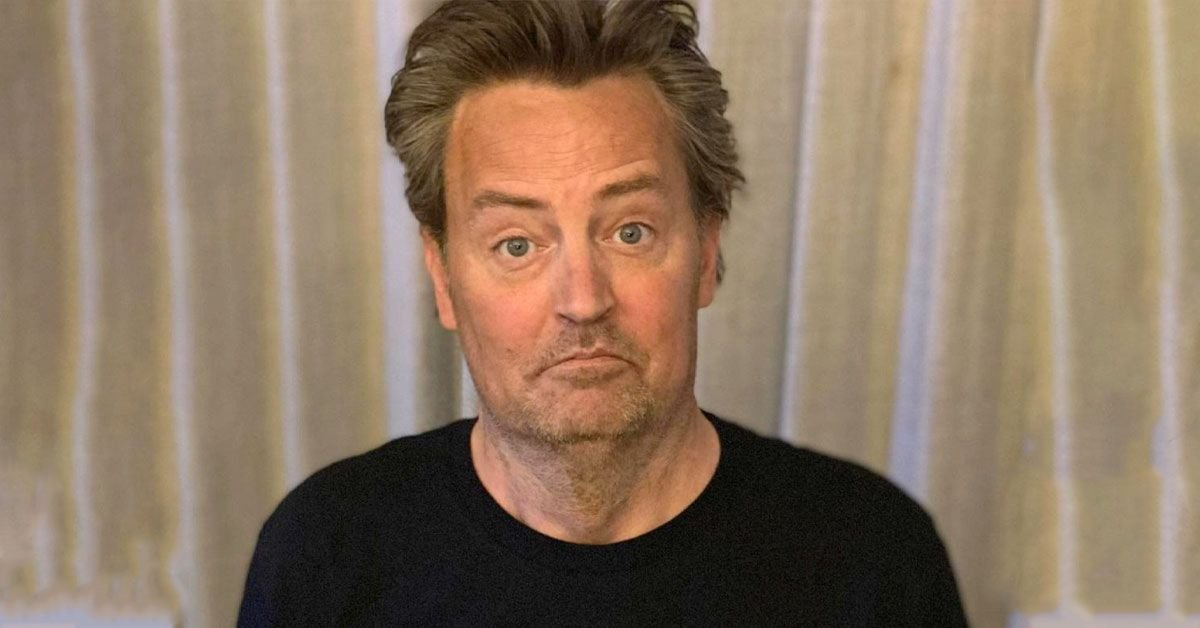 Fans Don't Believe Matthew Perry's Dental Work Is The Reason For His Demeanor