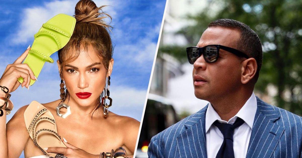 Fans React To Rumors Of Alex Rodriguez Drunk Dialling Jennifer Lopez