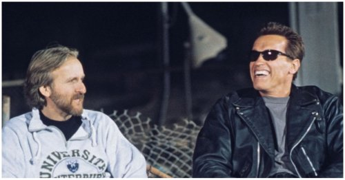 The Truth About Filming 'The Terminator'