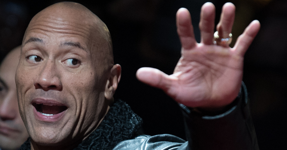 This Celebrity Surprisingly Isn't A Part Of Dwayne Johnson's Inner Circle