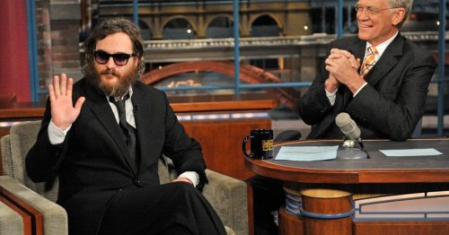 The Top 10 Most Awkward David Letterman Interviews Ever