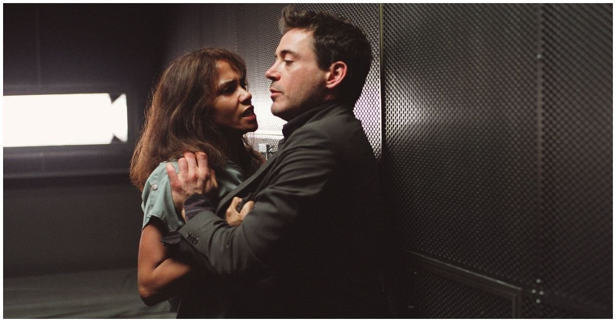 How Robert Downey Jr. Once Broke Halle Berry's Arm
