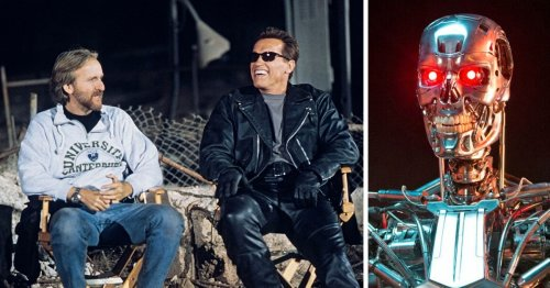 15 Fun Facts About The Terminator Franchise