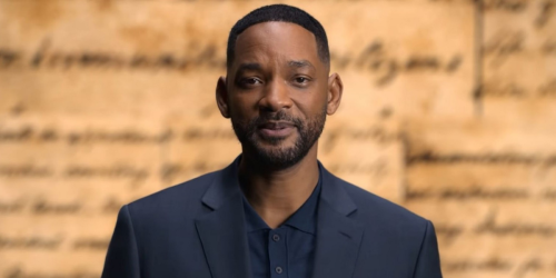 Will Smith Reveals His New Netflix Docuseries Has A 100% Rating On Rotten Tomatoes