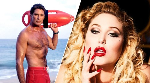 Playboy's New Cover Girl Is David Hasselhoff's Daughter