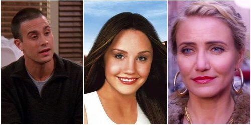 10 Famous Actors You Forgot About (Who Quit Acting)