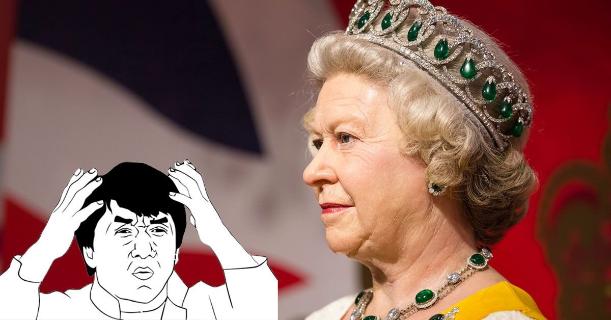 Jackie Chan Shares A Hilarious Story About The Time He Met The Queen