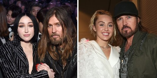 Details About Miley, Noah, & Billy Ray Cyrus's Relationship