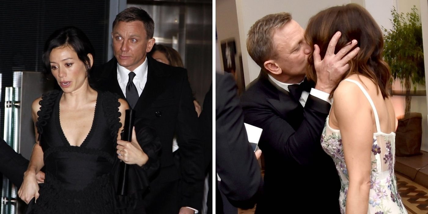This Is What Daniel Craig's Ex Wife Did When She Found Out About Rachel Weisz