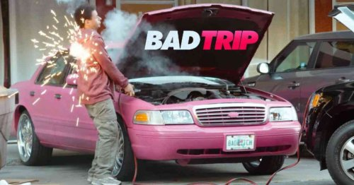 'Bad Trip' Trends On Twitter After It Sends Audiences Into Waves Of Laughter