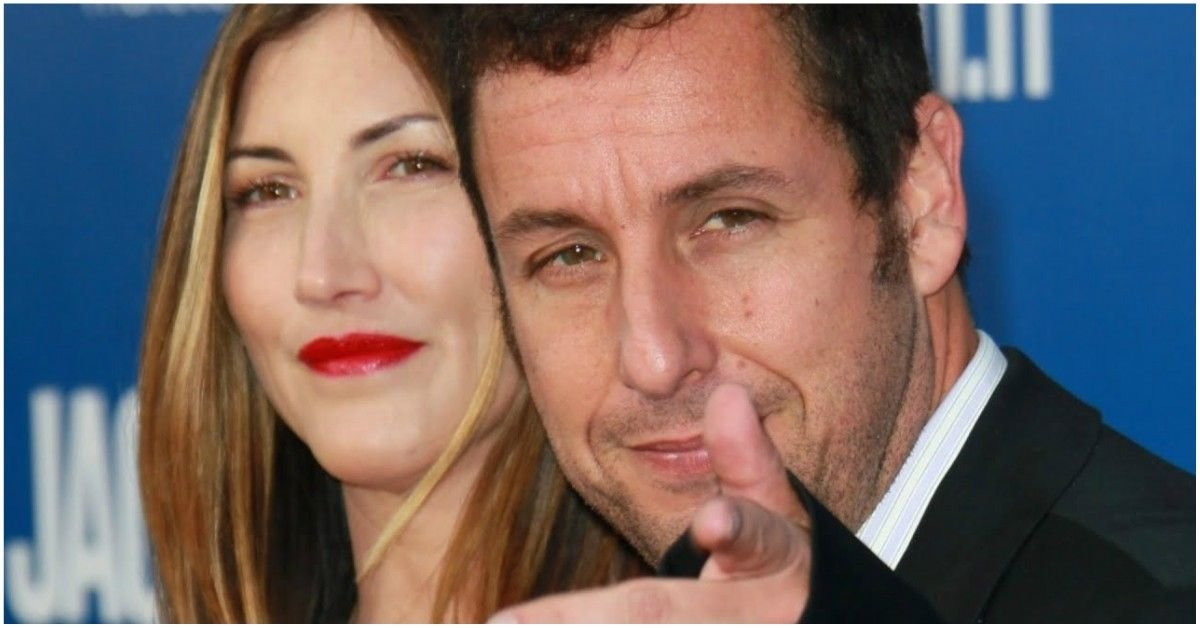 How Does Adam Sandler's Wife Feel About His Female Co-Stars?