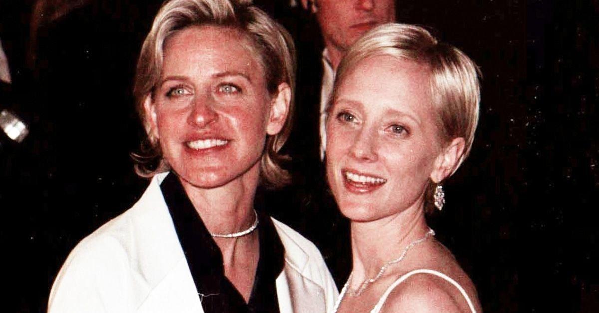 What Really Went On Between Ellen DeGeneres And Anne Heche?