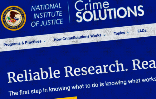 Promising Crime Solutions Are Being Undermined by Flawed Federal Ratings, Researchers Say