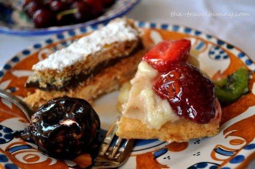 'La Tagliata' a perfect Positano Restaurant reviewed