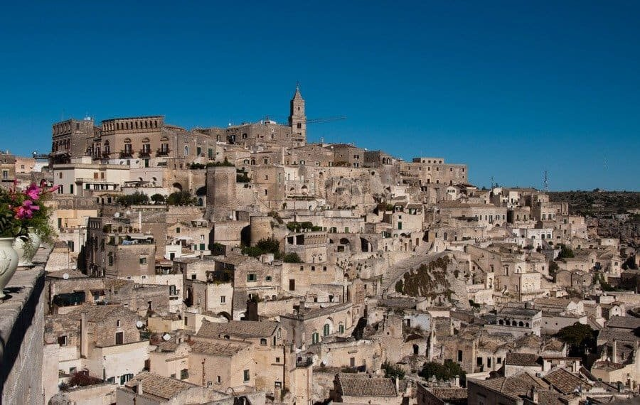 Matera - Secrets of the Sassi