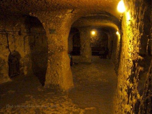 Deep Inside Derinkuyu - Underground City